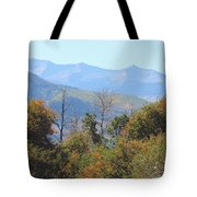 Autumns Telltale Signs  Tote Bag