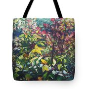 Autumn's View Tote Bag