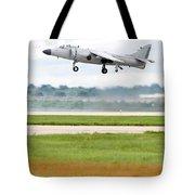 Av-8 Harrier Tote Bag