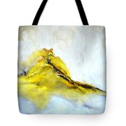 Modern Abstract Painting Avalon Island Tote Bag