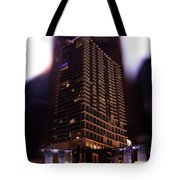 Avant Garde Architecture Image In Orlando Florida Tote Bag