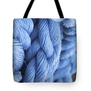 Avatar Blue Rope Tote Bag