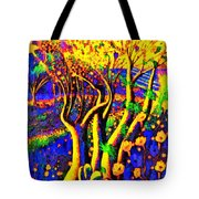Avatar Forest - Pa Tote Bag