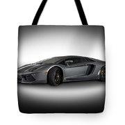 Aventador Lp 700-4 Grigio Titans Tote Bag