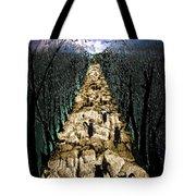 Avenue Des Chats Tote Bag