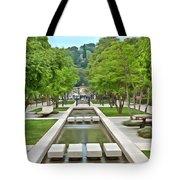Avenue Jean Jaures Nimes 1 Tote Bag