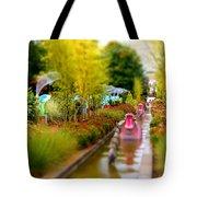 Avenue Of Dreams 4 Tote Bag