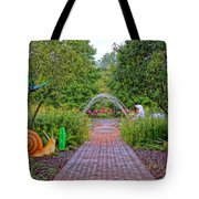 Avenue Of Dreams 6 Tote Bag