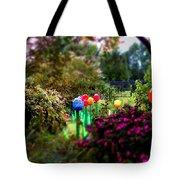 Avenue Of Dreams 7 Tote Bag