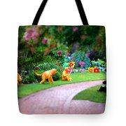 Avenue Of Dreams 9 Tote Bag