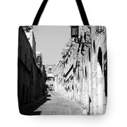 Avenue Of The Knights Tote Bag
