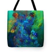 Avian Dreams - Pardise  Tote Bag