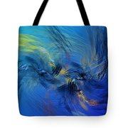Avian Dreams 4 - Mating Rituals  Tote Bag