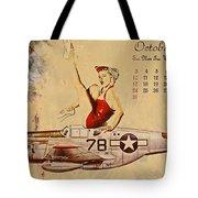 Aviation 1953 Tote Bag
