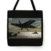 Aviation Art Catus 1 No. 26 L A Tote Bag