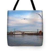 Avigation Tote Bag