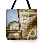 Avignon Opera House Muse 1 - Vintage Version Tote Bag