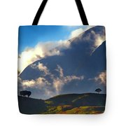 Avila From The East Tote Bag