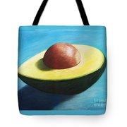 Avocado Grande Tote Bag