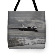 Avro Vulcan - Cold War Warrior Tote Bag