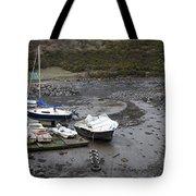 Awaiting A Tide Tote Bag