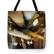 Awaiting Inspiration Tote Bag