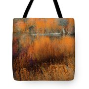 Awaiting Passage Tote Bag