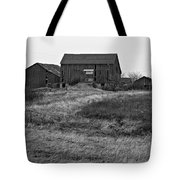 Awaiting Winter Tote Bag