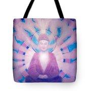 Awakening Buddha Tote Bag