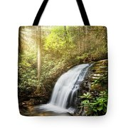 Awakening In The Forest Tote Bag
