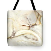 Award Winning Abstract Nude Tote Bag