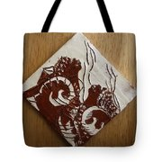 Awareness - Tile Tote Bag