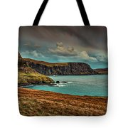 Away From Sun #g9 Tote Bag by Leif Sohlman