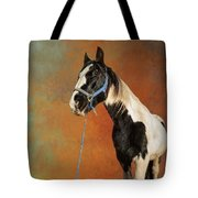 Awesome Gypsy Horse Tote Bag
