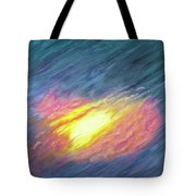 Awesome Majesty Tote Bag