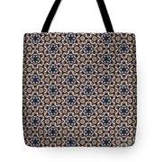 Awesome Mosaic Pattern Tote Bag