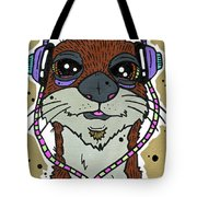 Awesome Otter Tote Bag