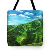 Awesome Serenity Tote Bag