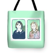 Awkwardness Of Youth Tote Bag