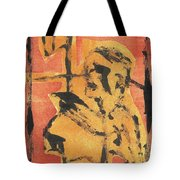 Axeman 8 Tote Bag
