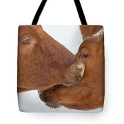 Ayrshire Affection Tote Bag