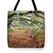 Azalea Alley Tote Bag