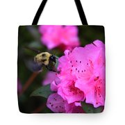 Azalea And Mr. Bumbles 05 Tote Bag