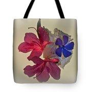Azalea Bouquet Majic Tote Bag