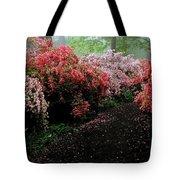 Azalea Pathway Tote Bag