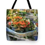 Azalea Sale Tote Bag