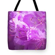 Azaleas Tote Bag