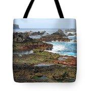 Azores Seascape Tote Bag