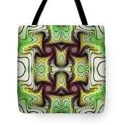 Aztec Art Design Tote Bag