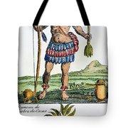 Aztec: Chocolate, 1685 Tote Bag